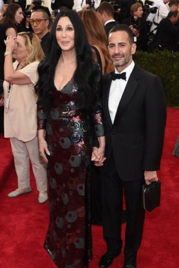 Cher, sin clase. Foto:vía Getty Images