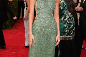 Kendall Jenner, predecible y aburrida. Foto:vía Getty Images