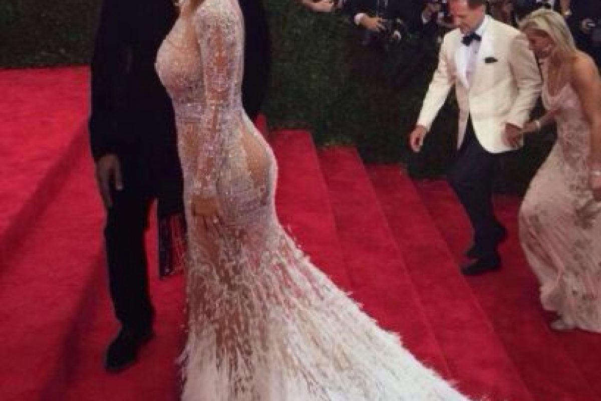 En serio, no podía ser más literal Kim Kardashian. Foto:vía Twitter