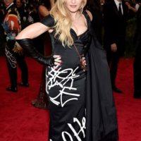 Madonna, en la literalidad más absoluta. Y nada tiene que ver con el tema. Foto:vía Getty Images