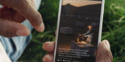 Las imágenes y mapas tienen zoom y resolución HD. Además, algunos son interactivos Foto:Facebook