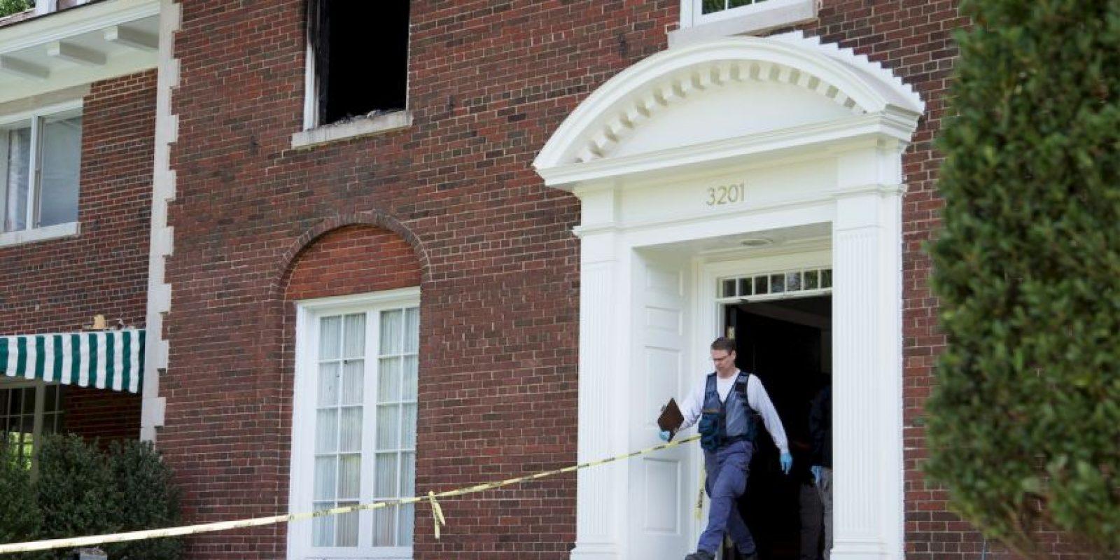 La Policía de Washington reconoció a uno de los sospechosos que causaron la muerte de cuatro personas en el noreste de Washington. Foto:AP