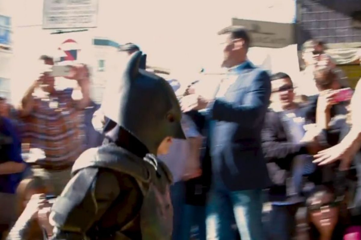 """También están incluidas personalidades como Hans Zimmer, quien compuso la canción de """"Batman"""" en la trilogía de Christopher Nolan. Foto:vía Youtube/Warner Bros"""