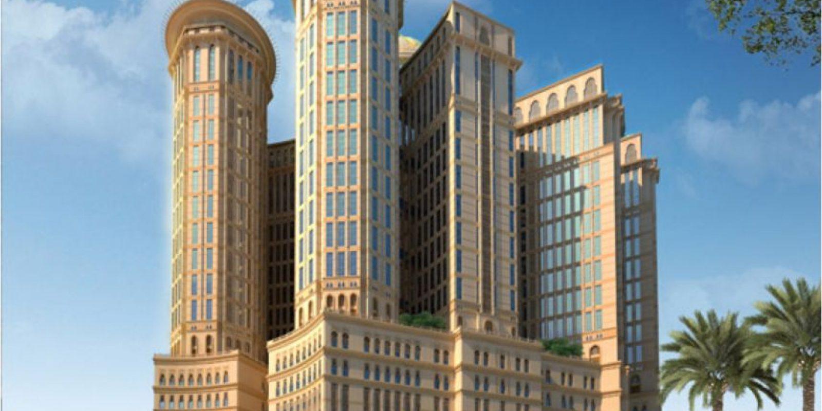 Se ubicará en La Meca, Arabia Saudí. Foto:Vía dar.dargroup.com