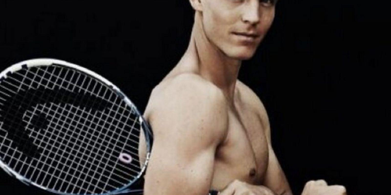 Clasificación Ranking ATP: 4 Foto:Vía instagram.com/tomasberdych
