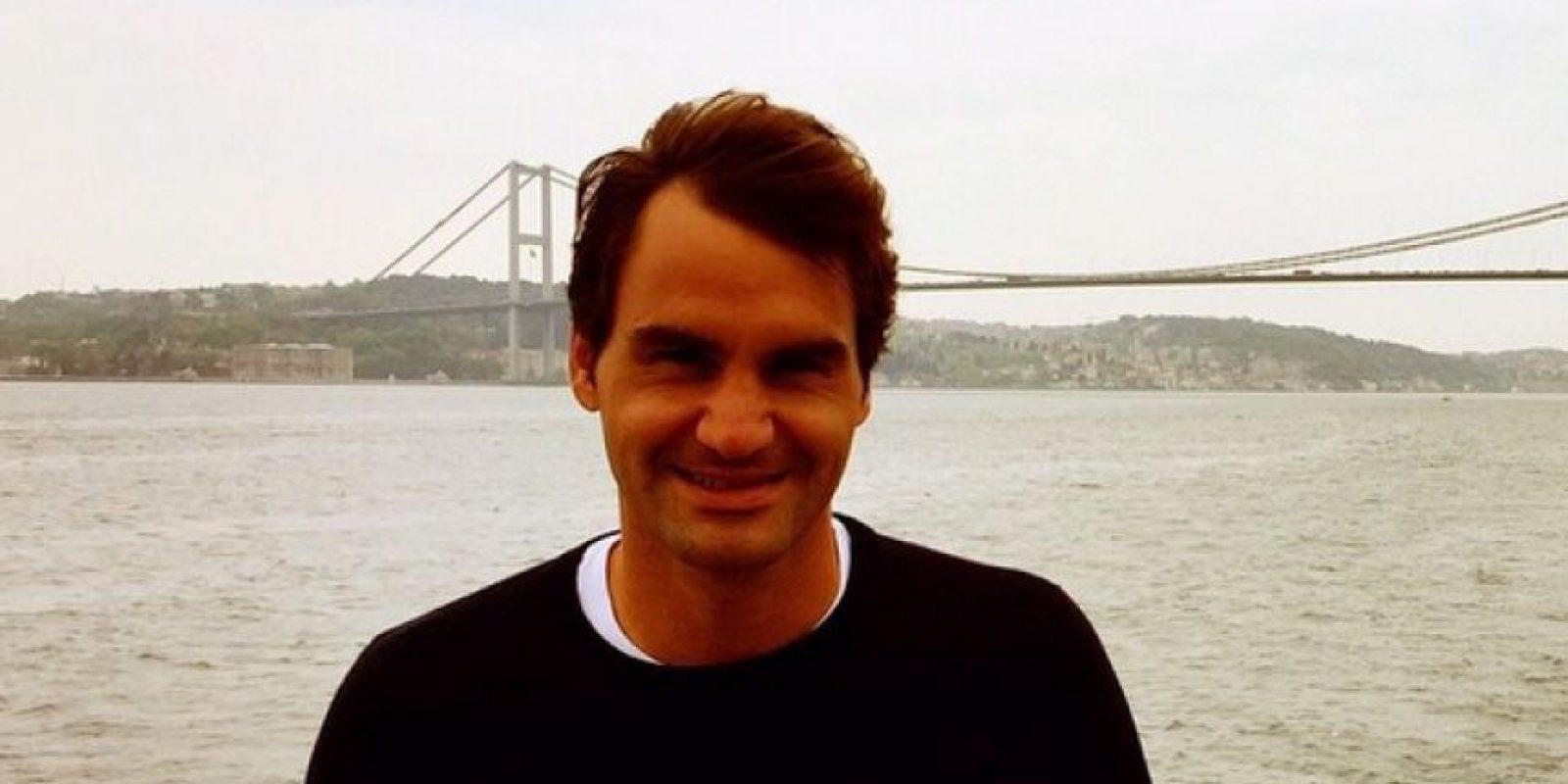 Clasificación Ranking ATP: 2 Foto:Vía instagram.com/rogerfederer