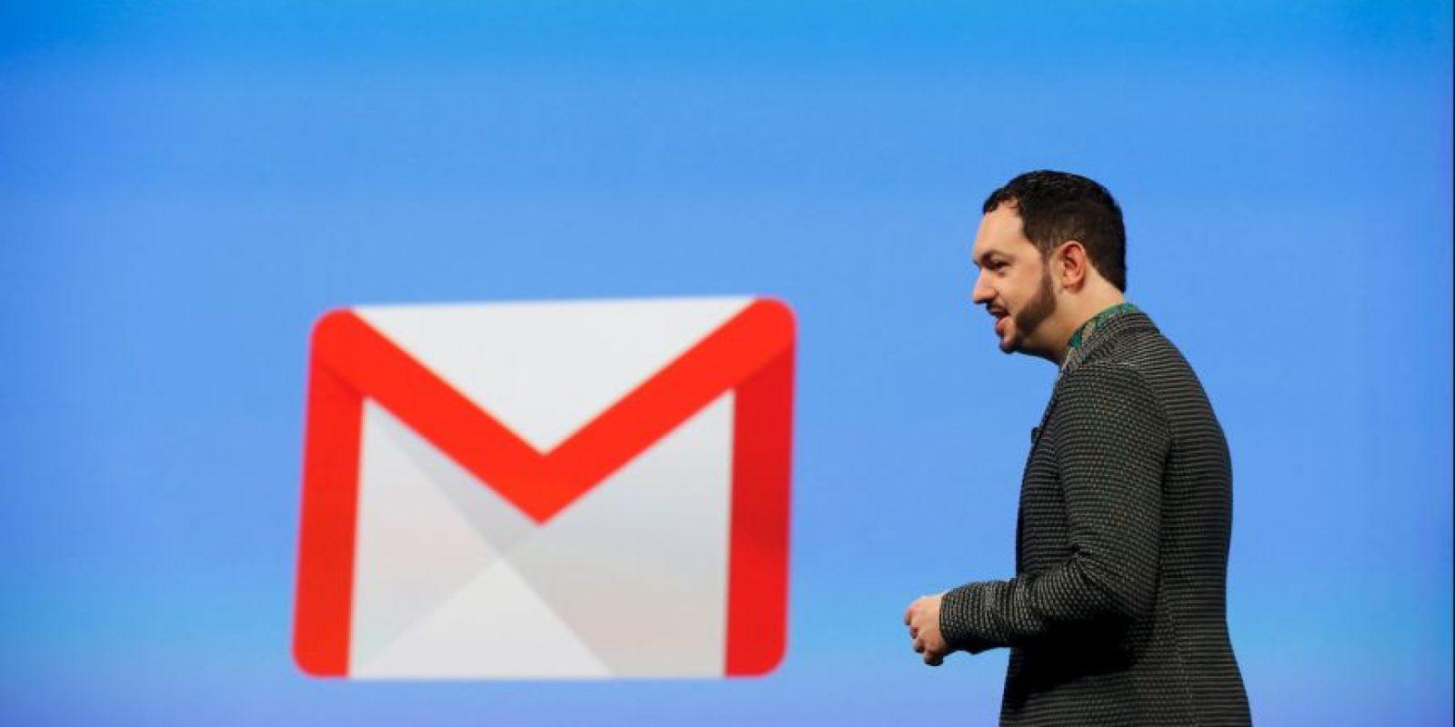 El correo oficial de Google ofrece otras herramientas en línea que lo hacen mucho más que un simple email. Foto:Getty Images