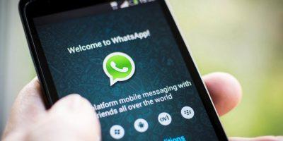 WhatsApp tiene al rededor de 70% del planeta cubierto con su señal Foto:Tumblr/WhatsApp
