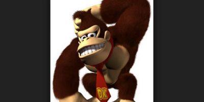 Donkey Kong. El simio más famoso de lo videojuegos de Nintendo Foto:Wikicommons
