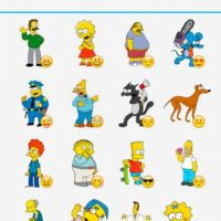 Los Simpson Foto:Telegram