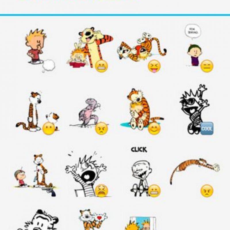 Calvin & Hobbes Foto:Telegram