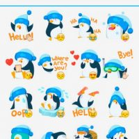 Penguins Foto:Telegram