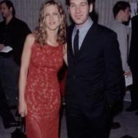 Otro colega de la época de Aniston es Paul Rudd. Foto:vía Getty Images