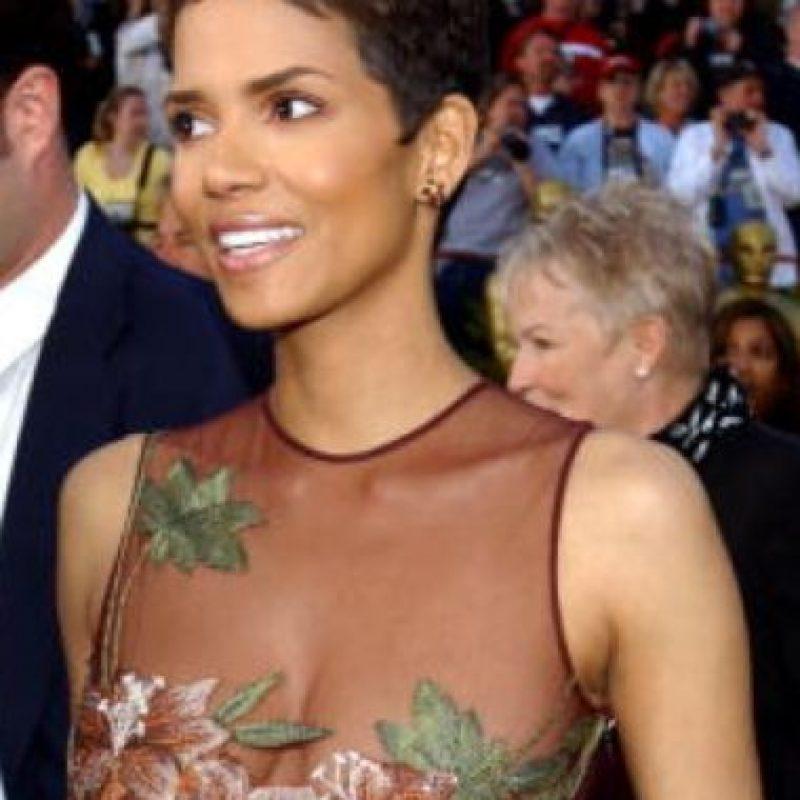 En 2001 ganó el Oscar. Foto:vía Getty Images