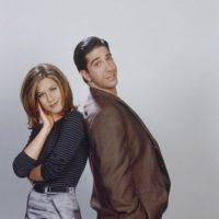 """Se hizo popular con la serie """"Friends"""". Foto:vía Getty Images"""
