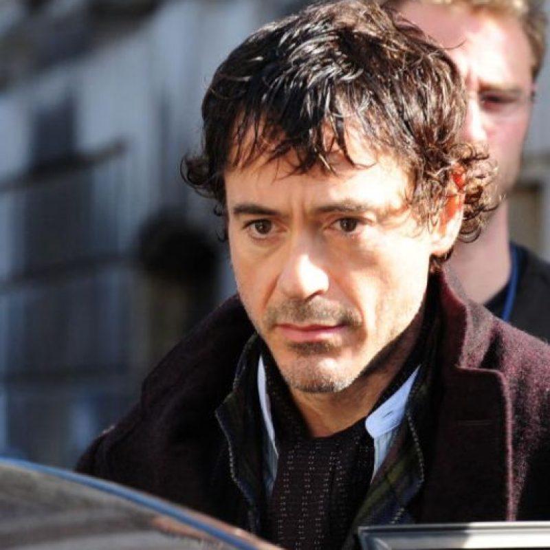 """Resurgió en 2008, con """"Iron Man"""". Foto:vía Getty Images"""