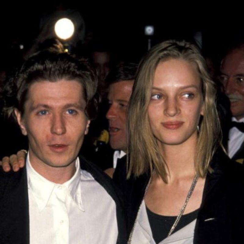 Para los años 90, era una de las promesas jóvenes de la actuación. Foto:vía Getty Images