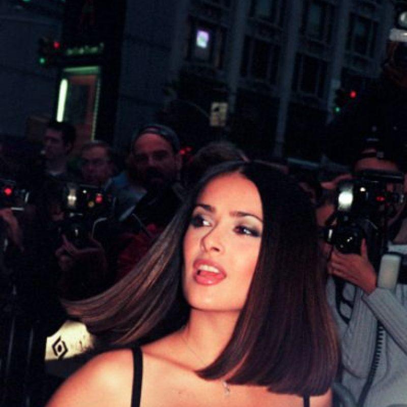 Comenzó con telenovelas en los años 80. Foto:vía Getty Images