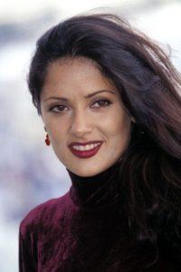 Salma Hayek ya tiene 48 años. Foto:vía Getty Images