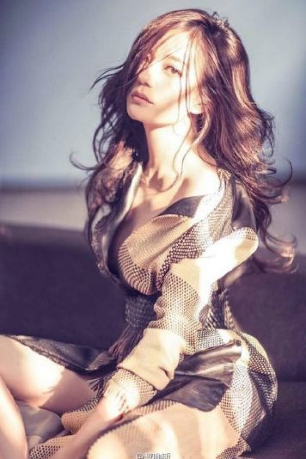 Foto:Vía facebook.com/Vicki-Zhao-赵薇-Zhao-Wei
