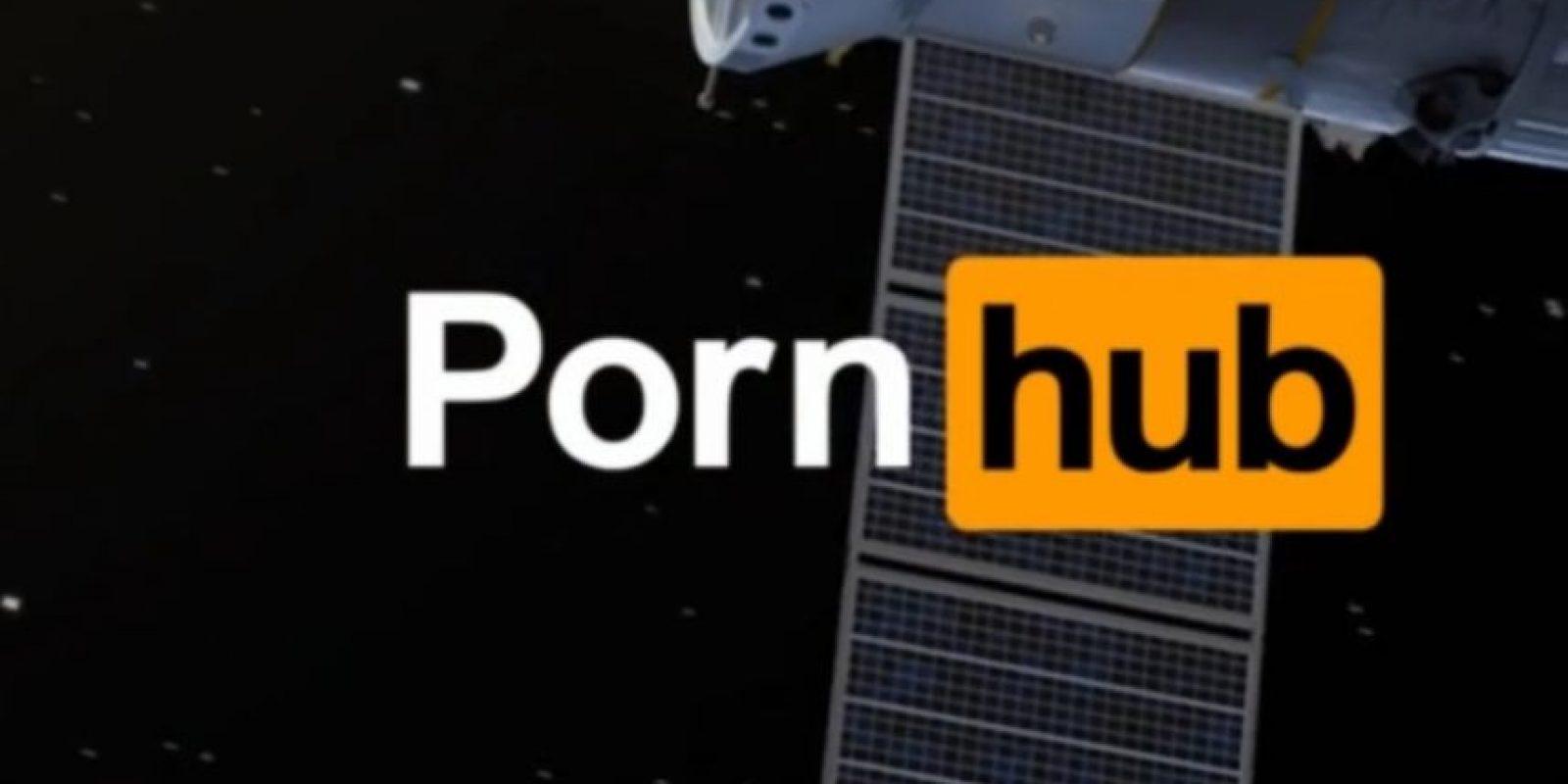 """Su nombre es """"Sexploration"""" y está tratando de recaudar tres millones 400 mil dólares en los próximos 30 días a través del sitio Indiegogo.com para poder llevar a cabo este """"prometedor"""" proyecto. Foto:Vía Porn Hub"""