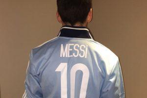 Lionel Messi (Argentina) Foto:Vía instagram.com/leomessi