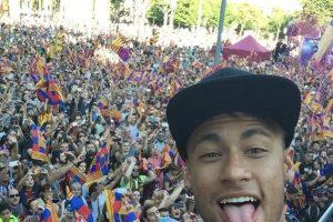 Neymar (Brasil) Foto:Vía instagram.com/neymarjr