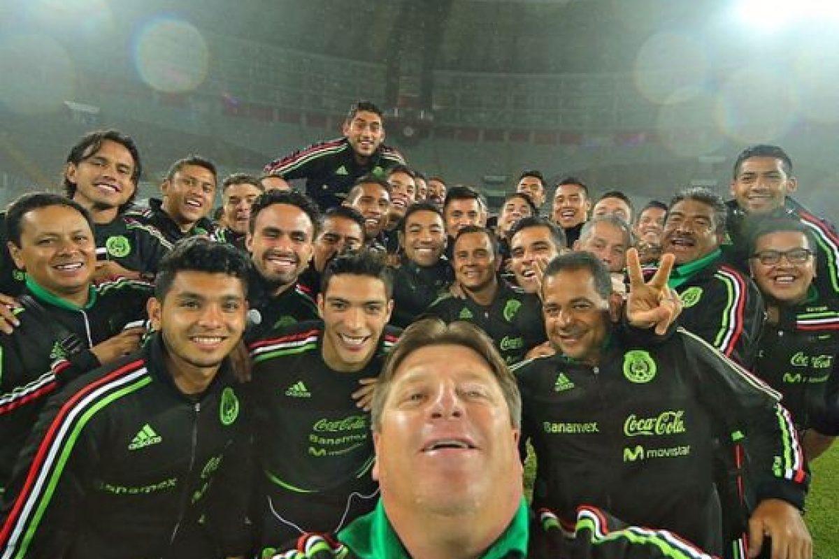 Miguel Herrera (México) Foto:Vía instagram.com/miguelherreradt