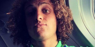 David Luiz (Brasil) Foto:Vía instagram.com/davidluiz_4