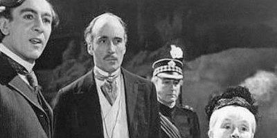 """Interpretó a """"Mycroft """", la cinta fue dirigida por dirigida por Billy Wilder. Foto:Vía imdb.com"""