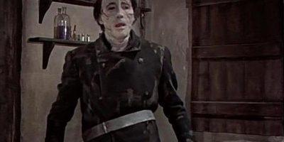 """El primer papel de monstruo de Lee fue como """"Frankestein"""". Fue uno de sus primeros papeles protagónicos. Foto:Vía imdb.com"""