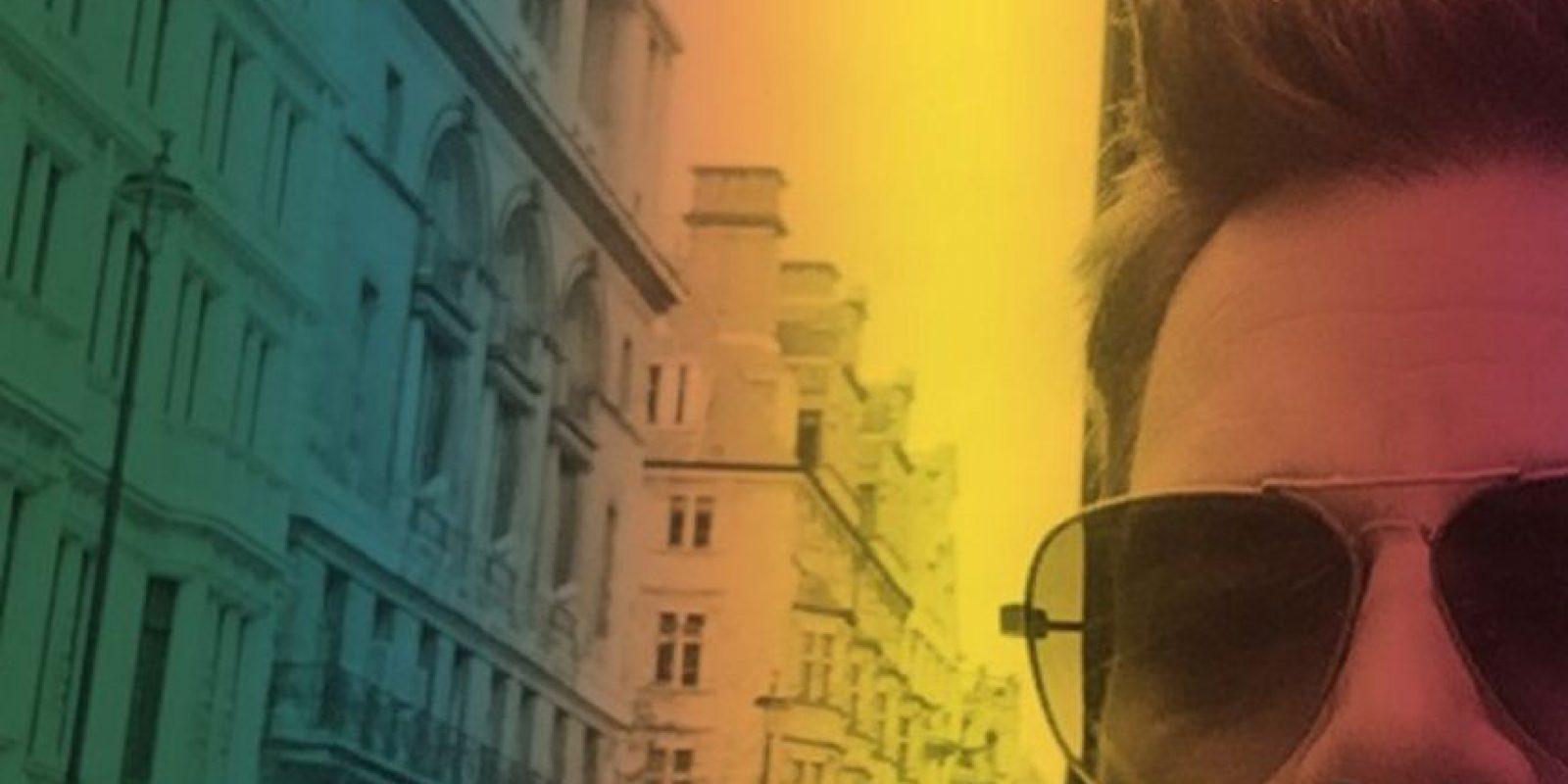 Se rumoró por años que el cantante boricua era gay. Foto:vía Getty Images