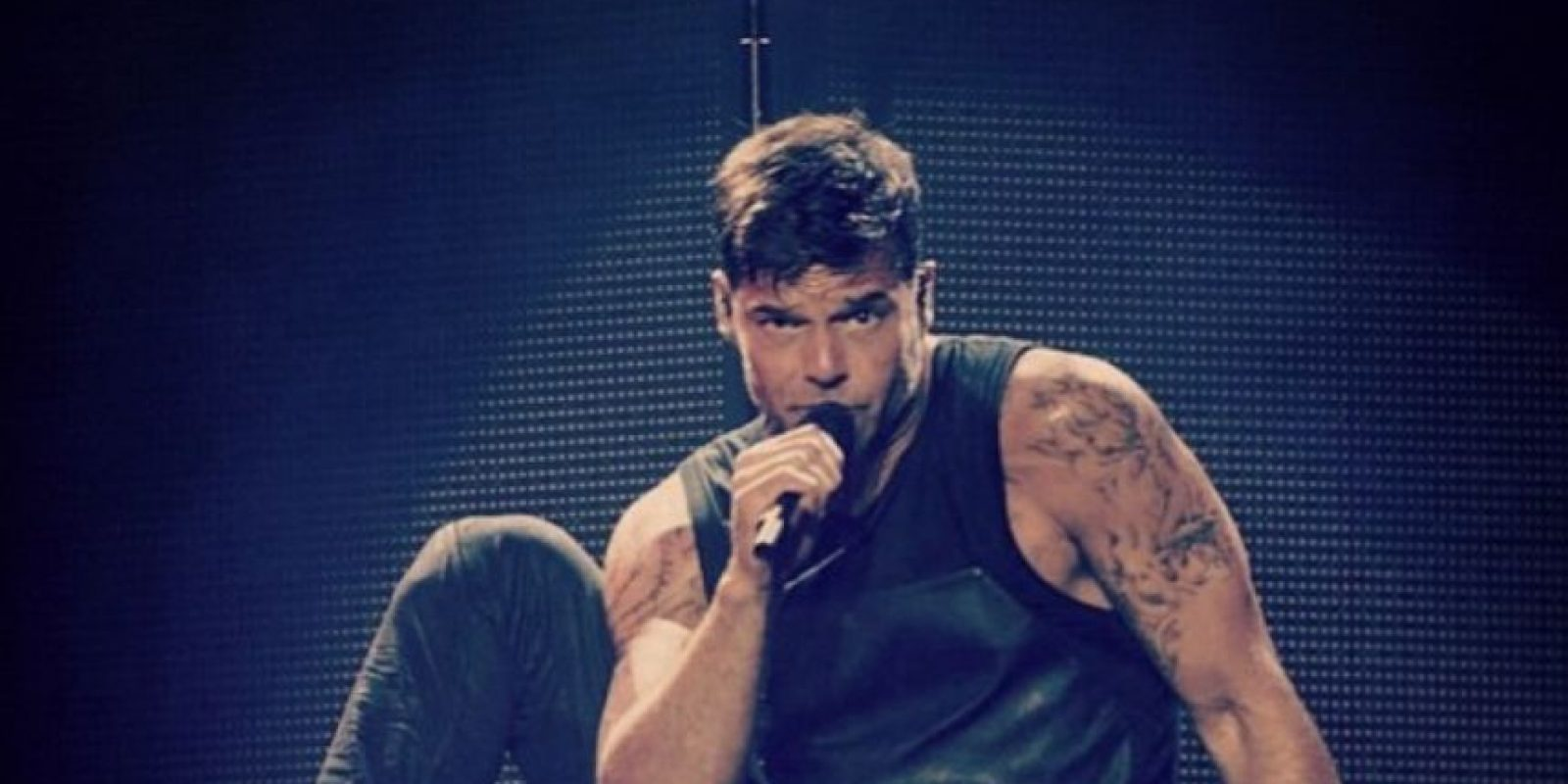 1. Ricky Martin. Foto: vía Getty Images