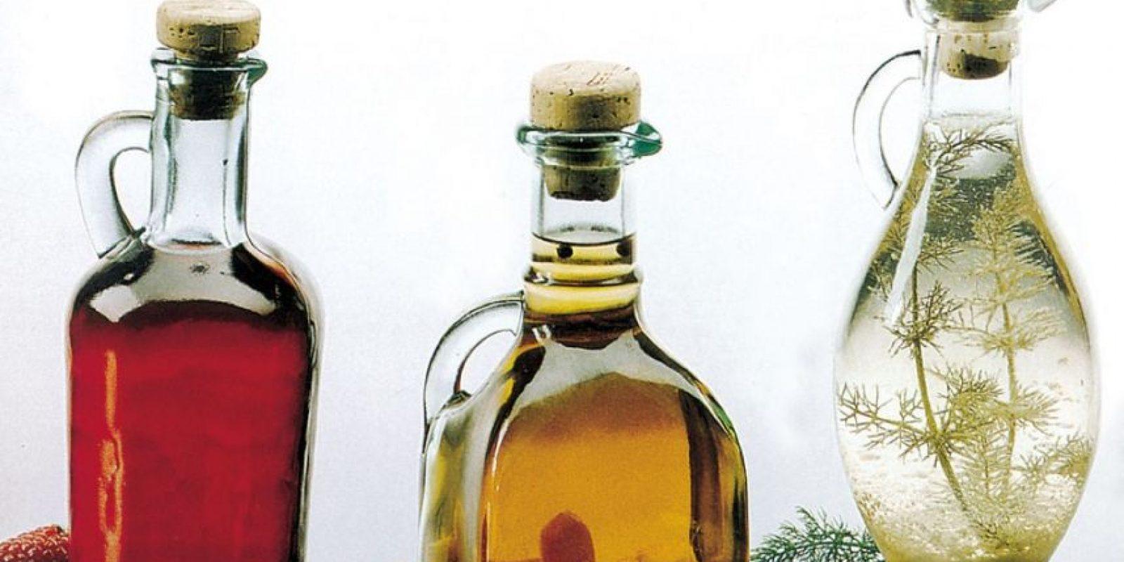 2. Vinagre en ayunas Foto:Wikimedia
