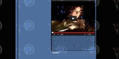 También puso allí sus primeros videos. Foto:vía MySpace