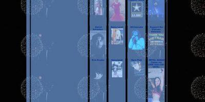 Ella era Lizzy Grant. Foto:vía MySpace