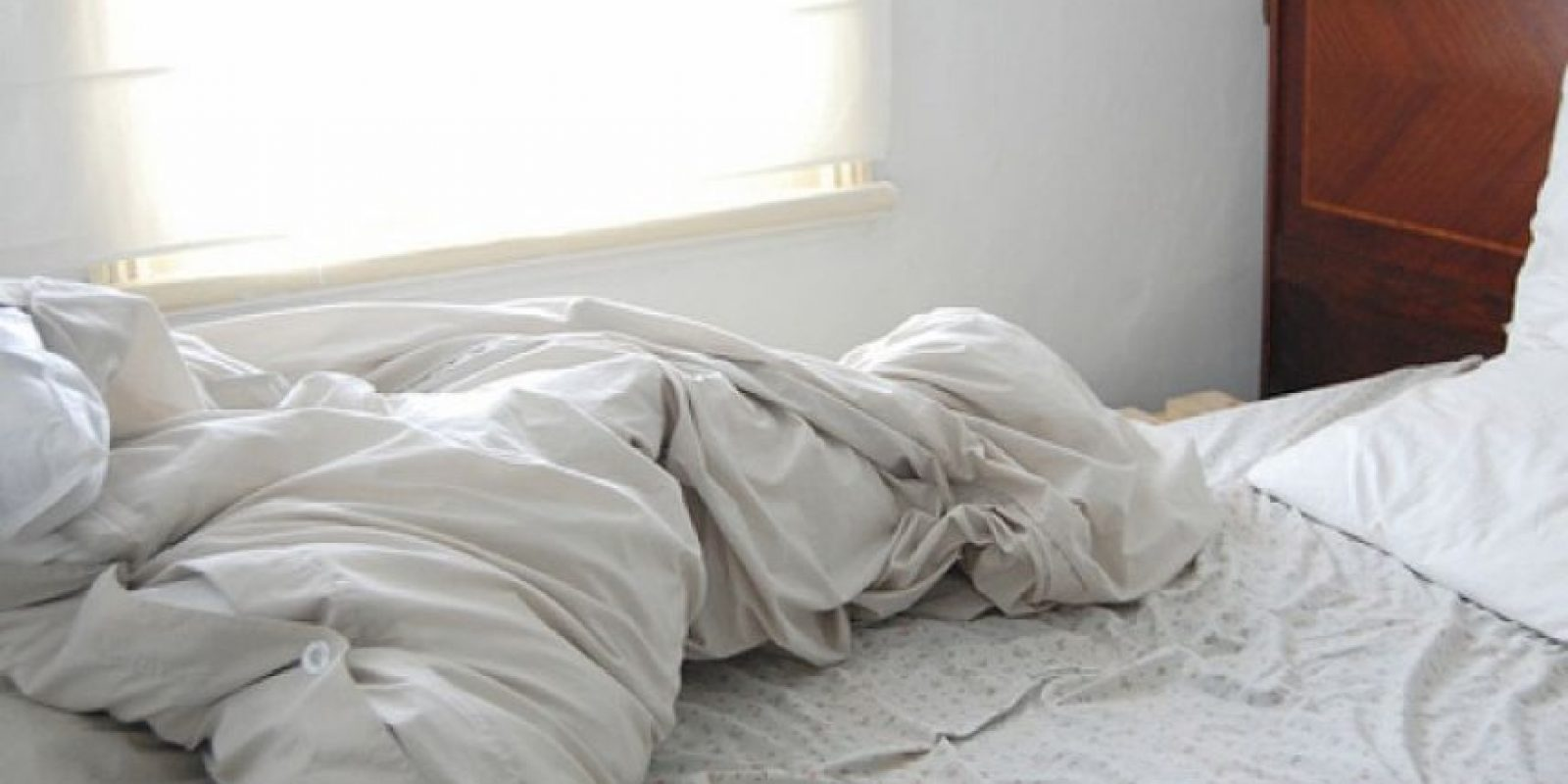 Es sobre todo, una amenaza para las vías respiratorias, ya que perjudican nuestro bienestar constantemente -cada noche-. Foto:Tumblr.com/Tagged/sábanas