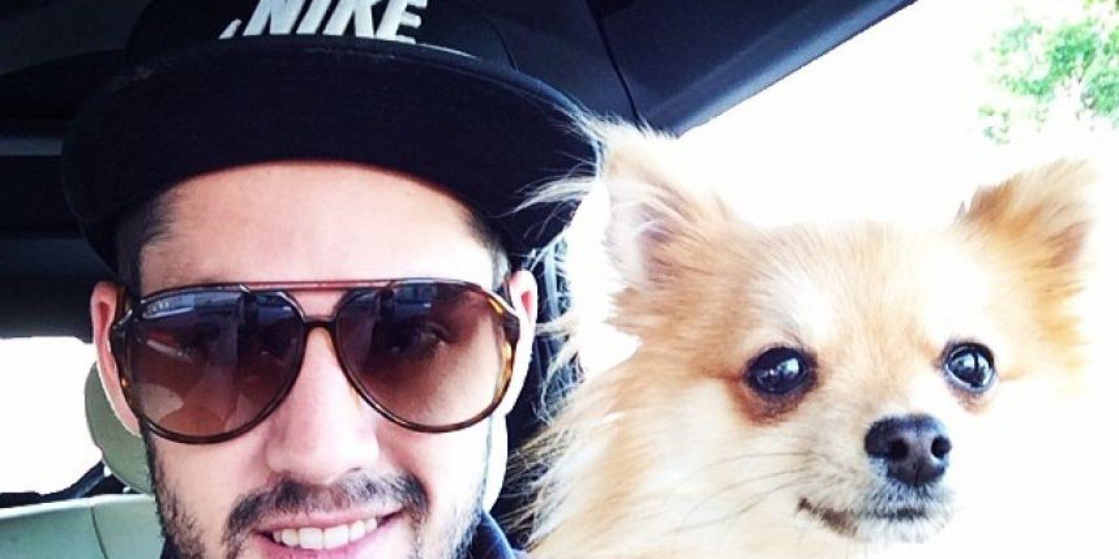 Isco Alarcón, futbolista del Real Madrid, es amante de los perros. Foto:Vía instagram.com/iscoalarcon