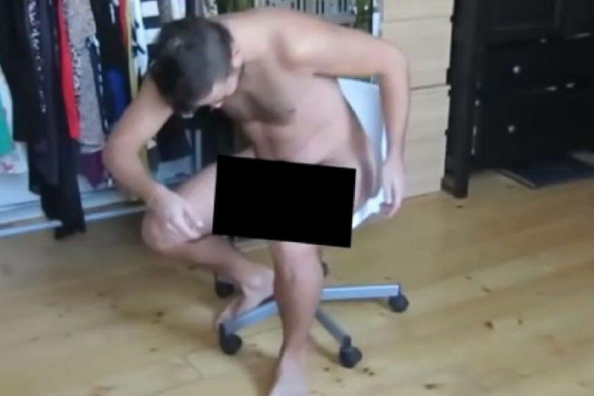Y esta fue su reacción Foto:Vía Youtube: ViralBrothers