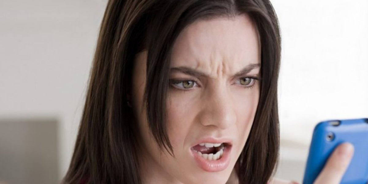 Resultado de imagen para mujer enojadas