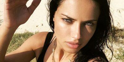 """Fue descubierta a los 15 años de edad cuando ganó el concurso """"Supermodelo Brazil"""" y posterior a esto, se mudó a Nueva York para dedicarse a las pasarelas de manera profesional. Foto:Vía instagram.com/adrianalima"""