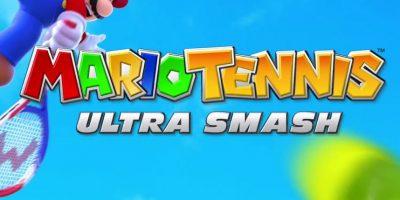 """""""Mario Tennis: Ultra Smash"""" llegará para Wii U a finales de este año"""