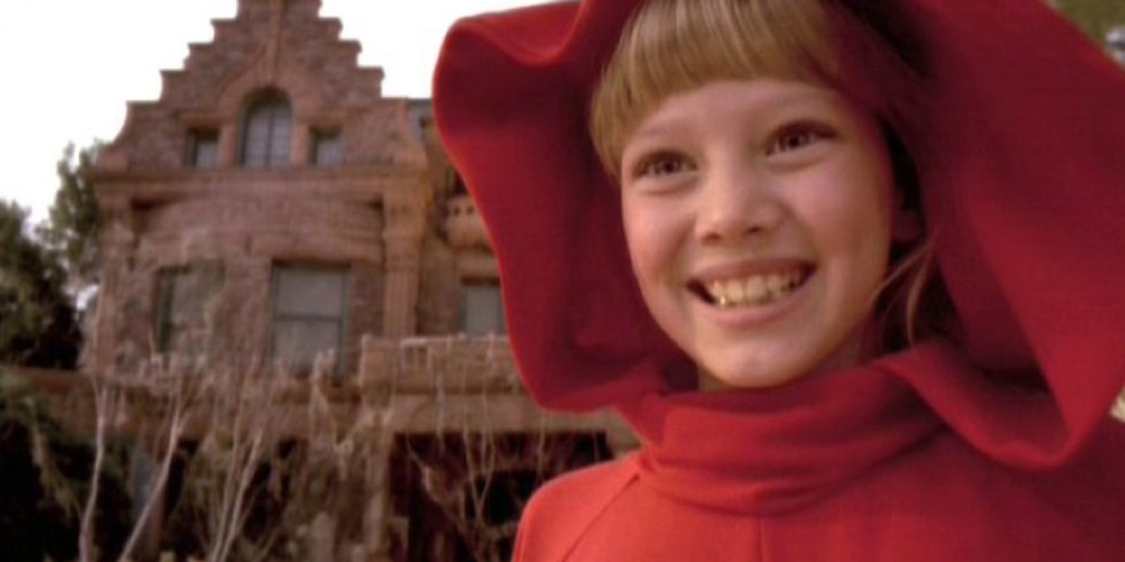 "4. Hilary Duff comenzó en el papel de ""Wendy"" en ""Casper meets Wendy"". Foto: vía 20th Century Fox"