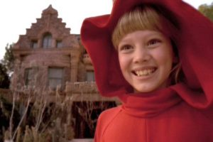 "4. Hilary Duff comenzó en el papel de ""Wendy"" en ""Casper meets Wendy"". Foto:vía 20th Century Fox"