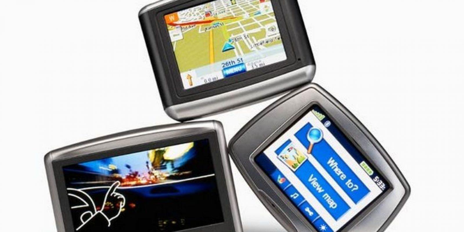 GPS. Este dispositivo es básico para cualquier padre conductor o viajero porque informa de tiempos y distancias, rutas y mapas con claridad. Foto:Wikicommons