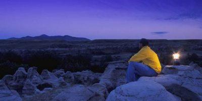 Linternas. Para ir de paseo, acampar en el verano o hacer reparaciones en la casa. Foto:Wikicommons
