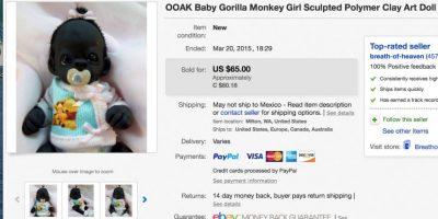 Lo venden en eBay, en 65 dólares. Foto:vía eBay