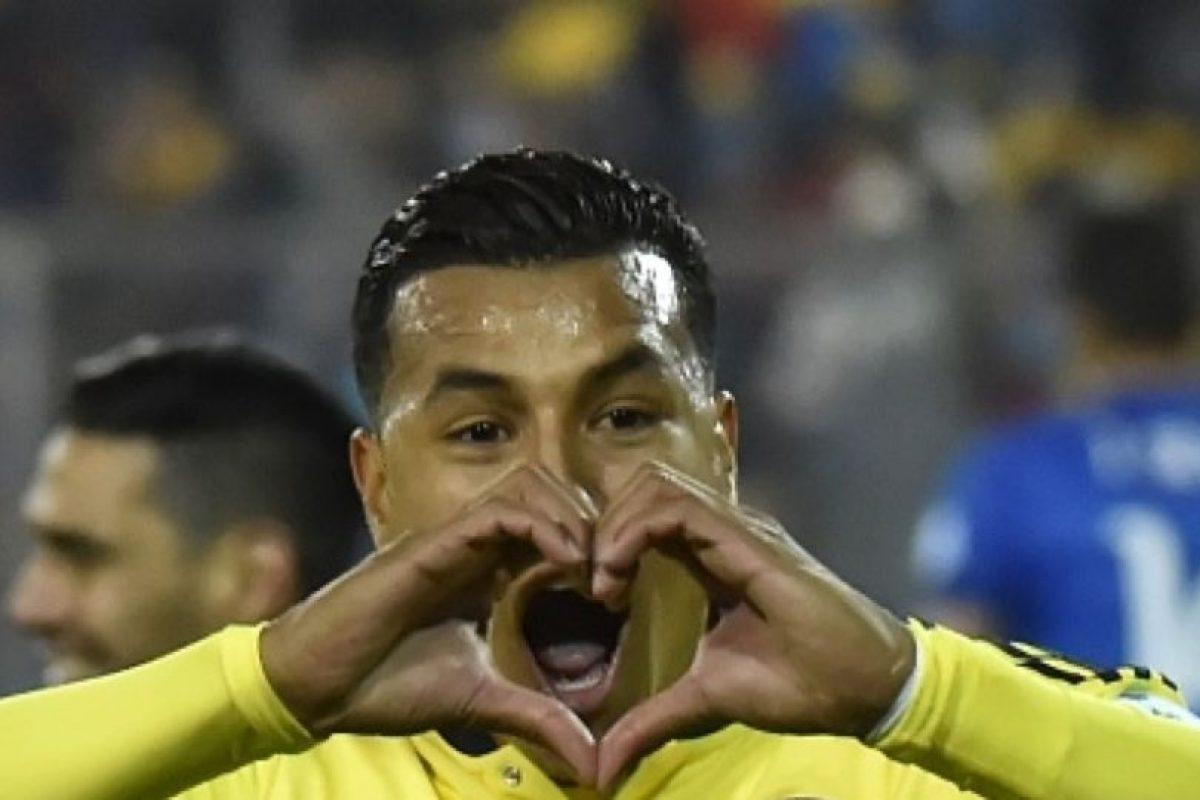 """Pero no solo eso. Afirmó que """"Colombia jugó por un plato de comida"""". Foto:vía Getty Images"""