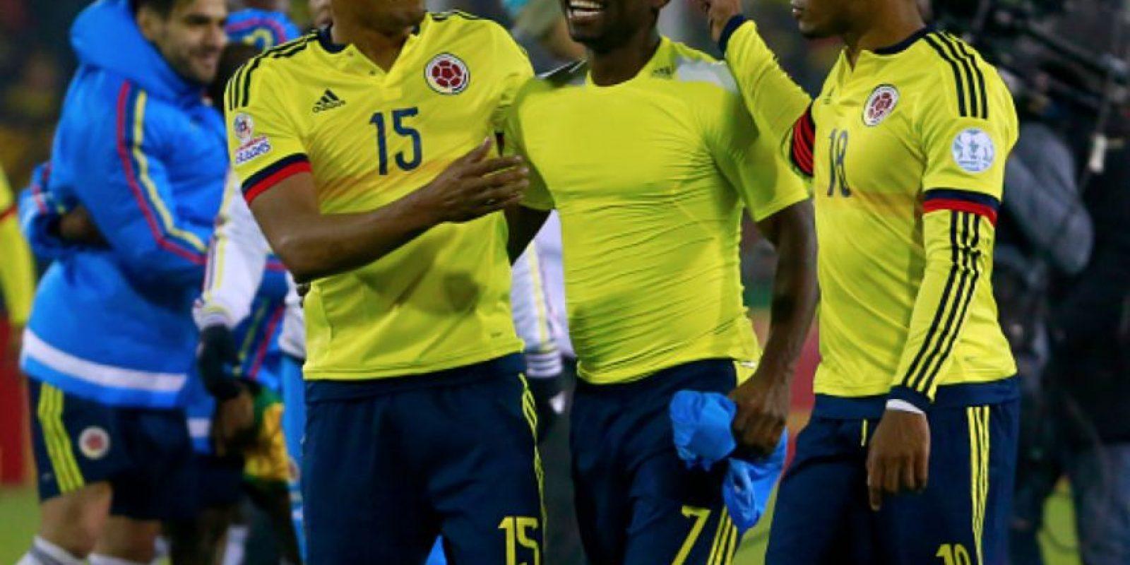 Esto indignó a los fanáticos colombianos. Foto:vía Getty Images