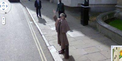 Sherlock Holmes Foto:Google Street View